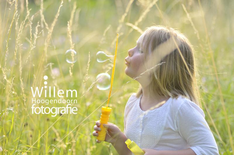 kinderportret lokatie buiten fotograaf Woerden Willem Hoogendoorn Woerden
