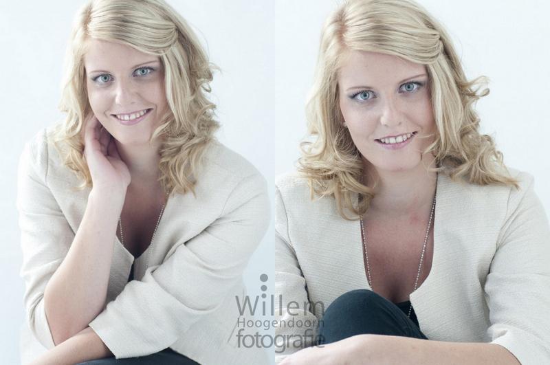 beautyfotografie en glamourfotografie door fotograaf Willem Hoogendoorn uit Woerden