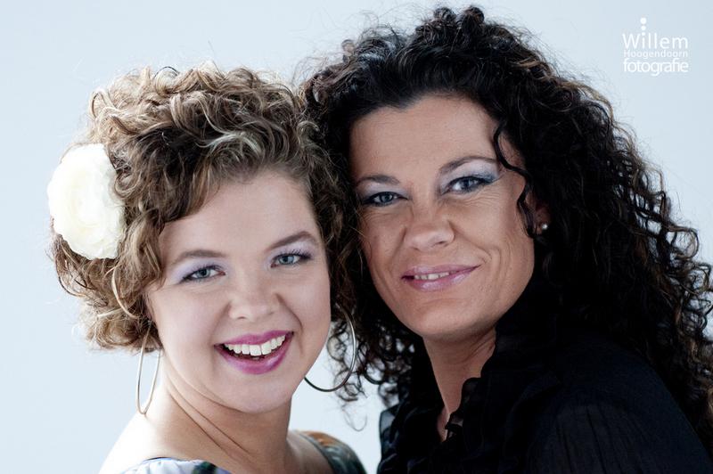 glamourfotografie het leukste uitje voor vrouwen vriendinnen zussen Woerden