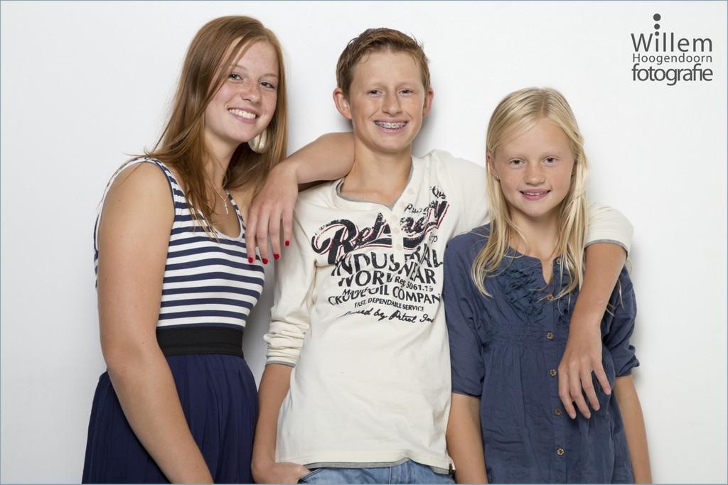 familiefoto familieportret fotoshoot familie
