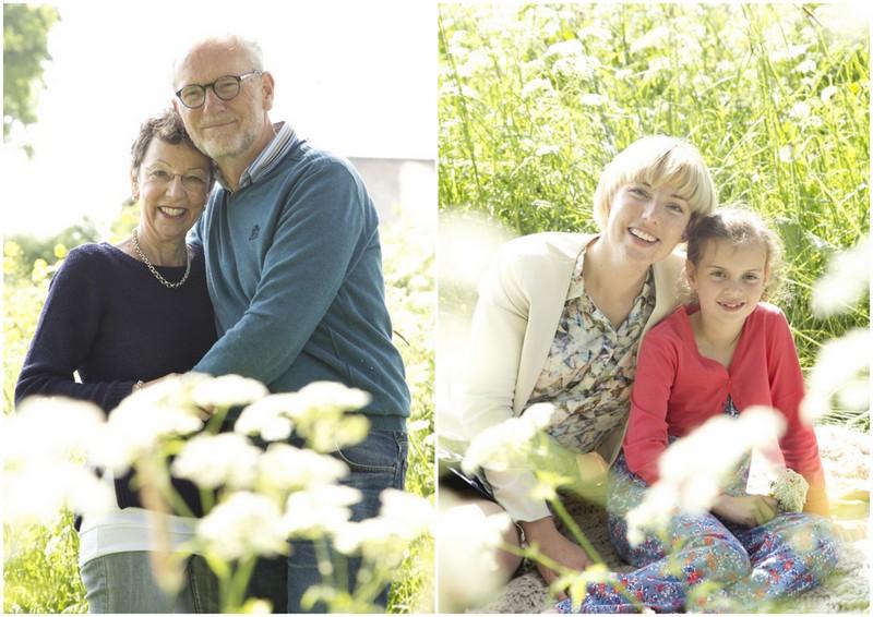 familiefoto  ouders en kinderen