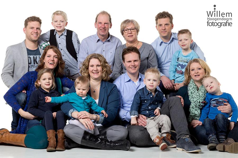familie uitje familiefotografie familieportret