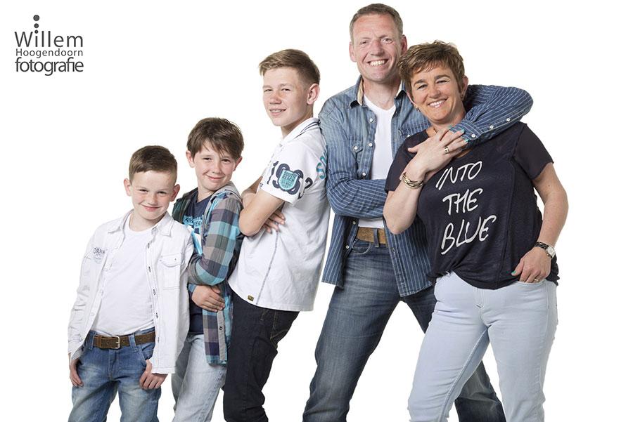 stoere familiefotografie door Willem Hoogendoorn Fotografie Woerden
