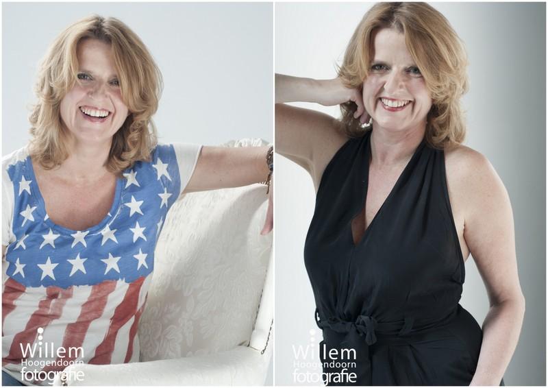 fashion glamour make over fotografie Willem Hoogendoorn Woerden uitje vrouwen moeder dochter dochters vriendinnen makeover visagie hairstyling