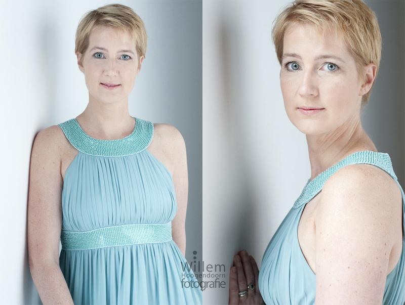 Glamourfotografie fotoshoot glamour door fotograaf Willem Hoogendoorn Woerden
