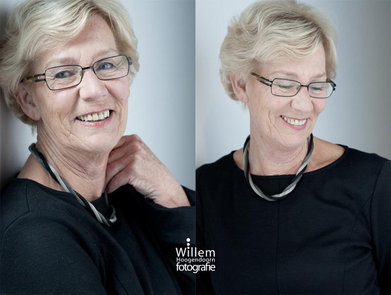 glamourfotografie fotoshoot moeder en dochter door fotograaf Willem Hoogendoorn Woerden