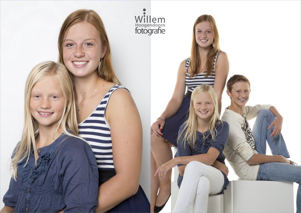 fotoshoot familie kinderen door Willem Hoogendoorn Fotografie Woerden