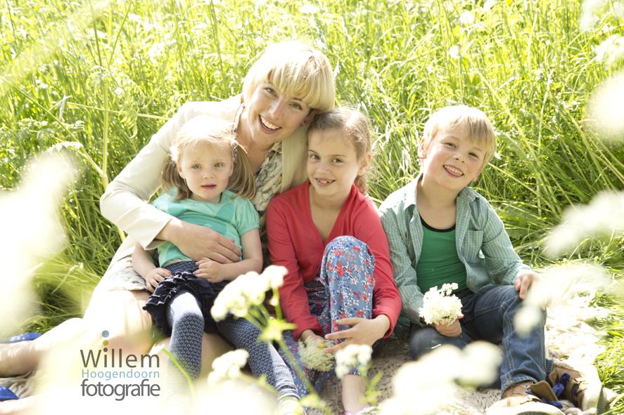 familiefoto neven en nichten