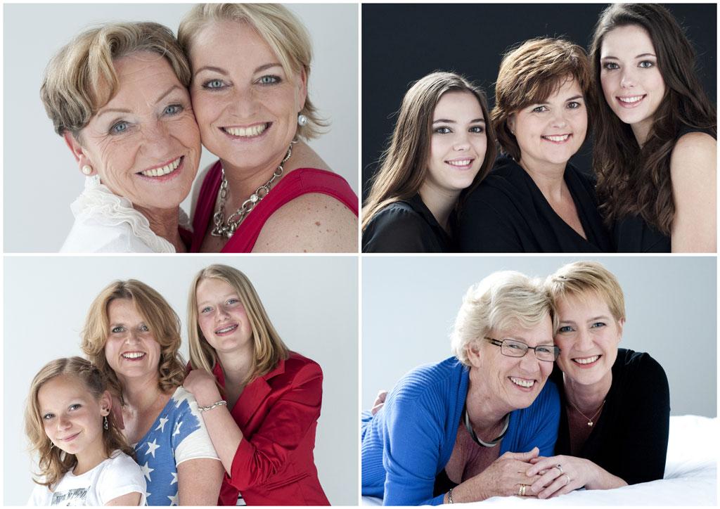 Fotoshoot Moederdag door Willem Hoogendoorn Fotografie Woerden